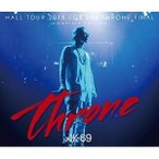 CD/AK-69/HALL TOUR 2015 FOR THE THRONE FINAL-COMPLETE EDITION- (2CD+2DVD)