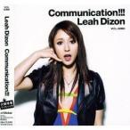 ★CD/リア・ディゾン/Communication!!! (通常盤)