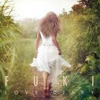 CD/FUKI/LOVE DIARY (歌詞付) (通常盤)