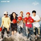 CD/never young beach/A GOOD TIME (CD+DVD) (歌詞付/紙ジャケット) (初回限定盤)