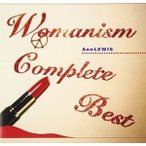 CD/アン・ルイス/WOMANISM COMPLETE BEST (CD+DVD)