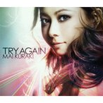 CD/倉木麻衣/TRY AGAIN (DVD付(「TRY AGAIN」Music Clip収録)) (初回限定盤)