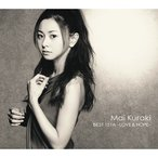 CD/倉木麻衣/Mai Kuraki BEST 151A -LOVE & HOPE- (2CD+DVD) (初回限定盤A)