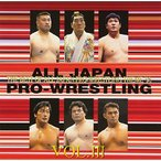 CD/スポーツ曲/全日本プロレステーマ大全集 vol.3 THE BEST OF ALL JAPAN PRO-WRESTLING THEME'98