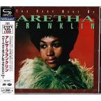 CD/アレサ・フランクリン/ベリー・ベスト・オブ・アレサ・フランクリン Vol.1 (SHM-CD) (解説歌詞付)