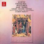 CD/アンドルー・パロット/シュッツ:クリスマス物語 プレトリウス:4つのモテット (解説歌詞対訳付)