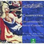 CD/ウィリアム・クリスティ/シャルパンティエ:美しき歌の花束-ディヴェルティスマン、エールとコンセール (解説歌詞対訳付)