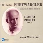 CD/ヴィルヘルム・フルトヴェングラー/ベートーヴェン:交響曲 第3番「英雄」 (解説付)