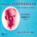 CD/ヴィルヘルム・フルトヴェングラー/ベートーヴェン:交響曲 第6番「田園」 第8番 (解説付)