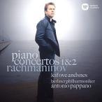 CD/レイフ・オヴェ・アンスネス/ラフマニノフ:ピアノ協奏曲 第1番&2番 (解説付)