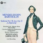 CD/ヴォルフガング・サヴァリッシュ/メンデルスゾーン:交響曲 第2番(讃歌) (HQCD)