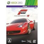 中古XBOX360ソフト Forza Motorsports4[通常版]