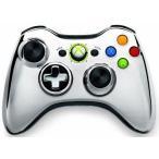 中古XBOX360ハード Xbox360 ワイヤレス コントローラー SE (クロームシルバー)