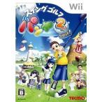 中古Wiiソフト スイングゴルフ パンヤ 2ndショット!