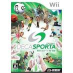 中古Wiiソフト DECA SPORTA Wiiでスポーツ10種目!