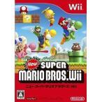 中古Wiiソフト NewスーパーマリオブラザーズWii