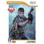 中古Wiiソフト バイオハザード4 Wii Edition[Best版]