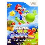 中古Wiiソフト スーパーマリオギャラクシー2(ソフト単品)