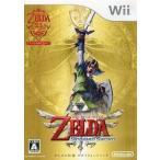 中古Wiiソフト ゼルダの伝説 スカイウォードソード[限定版] (状態:外箱・Wiiリモコン欠品)