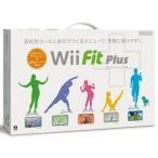中古Wiiハード Wii Fit Plus(バランスWiiボードセット)
