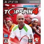 中古PS3ソフト トップスピン4