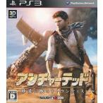 中古PS3ソフト アンチャーテッド 砂漠に眠るアトランティス