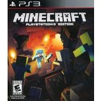 中古PS3ソフト 北米版 MINECRAFT PLAYSTATION3 EDITION(国内版本体動作可)