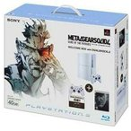 中古PS3ハード メタルギアソリッド4 WELCOME BOX with DUALSHOCK 3(40GB)セラミックホワイト