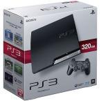 中古PS3ハード プレイステーション3本体 チャコール・ブラック(HDD 320GB)