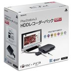 中古PS3ハード プレイステーション3(320GB) HDDレコーダー(torne トルネ同梱)パック