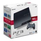 中古PS3ハード プレイステーション3本体 チャコール・ブラック(HDD 160GB)