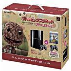 中古PS3ハード リトルビッグプラネット ドリームボックス[プレイステーション3本体 クリアブラック HDD80GB同梱](状態:コン