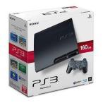 中古PS3ハード プレイステーション3本体 チャコール・ブラック(HDD 160GB) (状態:本体・コントローラ状態難)