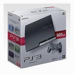 中古PS3ハード プレイステーション3本体 チャコール・ブラック(HDD 320GB) (状態:コントローラー欠品)