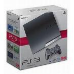 中古PS3ハード プレイステーション3本体 チャコール・ブラック(HDD 250GB) (状態:AVケーブル欠品)