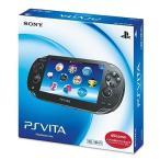 中古PSVITAハード PlayStation Vita本体<<3G / Wi-Fiモデル>>(クリスタル・ブラック