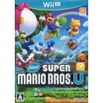 中古WiiUソフト NEWスーパーマリオブラザーズ.U(状態:簡易説明書欠品)