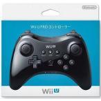 ショッピングused 中古WiiUハード kuro)WiiU PROコントローラー