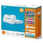 中古WiiUハード Wii U本体 すぐに遊べるファミリープレミアムセット(シロ)