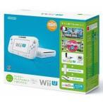 中古WiiUハード Wii U すぐに遊べるファミリープレミアムセット + Wii Fit U(シロ)