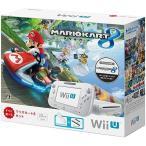 「中古WiiUハード WiiU本体 マリオカート8セット shiro」の画像
