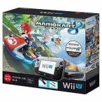 「中古WiiUハード WiiU本体 マリオカート8セット kuro」の画像