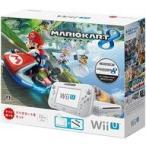 「中古WiiUハード WiiU本体 マリオカート8セット shiro (状態:Wiiリモコンプラス欠品)」の画像