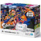 中古WiiUハード Wii U スプラトゥーン セット