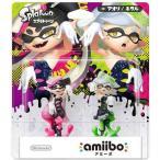 新品WiiUハード amiibo シオカラーズセット(スプラトゥーンシリーズ)