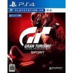 新品PS4ソフト グランツーリスモSPORT [通常版]