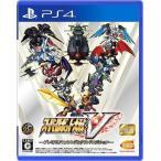 新品PS4ソフト スーパーロボット大戦V プレミアムアニメソング&サウンドエディション