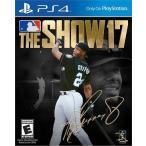 新品PS4ソフト 北米版 MLB:The Show 17(国内版本体動作可)