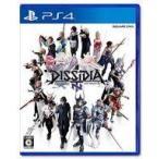 新品PS4ソフト ディシディア ファイナルファンタジーNT