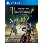 新品PS4ソフト Monster Energy Supercross - The Official Videogame